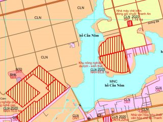 Bán đất hồ Cần Nôm Dầu Tếng