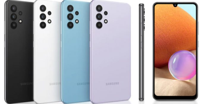 Điện thoại samsung Galaxy a32-5g