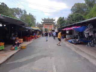 khu du lịch chùa Thái Sơn