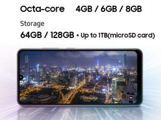 Màn hình điện thoại samsung galaxy a32-5g