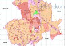 bản đồ quy hoạch sử dụng đất bàu bàng bình dương
