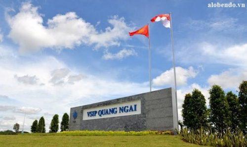 vsip Quảng Ngãi