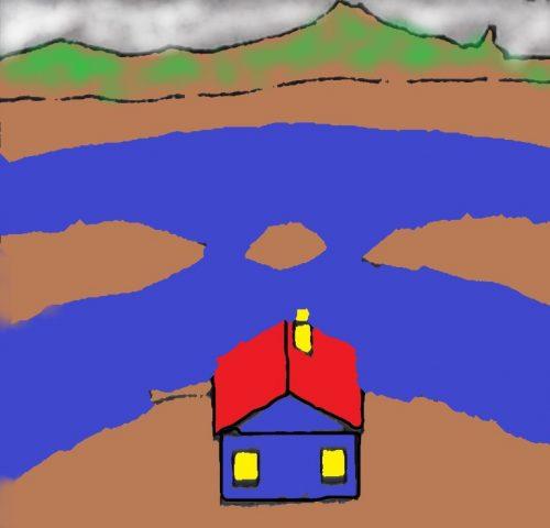 chung cư gần sông hồng