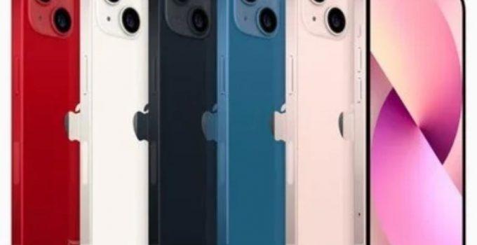 Điện Thoại Iphone 13 Và Iphone 13 Mini